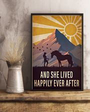 Horse Happily Ever After 16x24 Poster lifestyle-poster-3