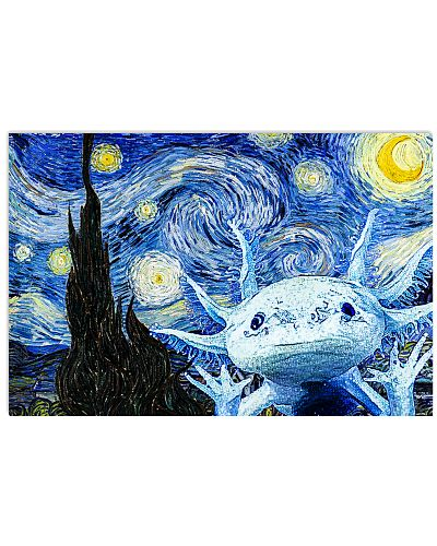 Animal Starry Night