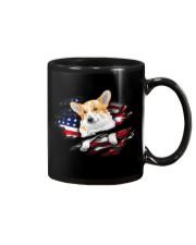 Corgi Flag Mug thumbnail