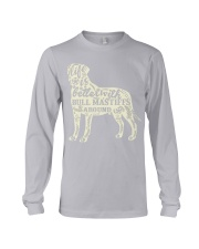 Life is better with bull mastiffs around Long Sleeve Tee thumbnail