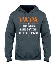 Papa Hooded Sweatshirt thumbnail