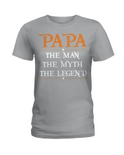 Papa Ladies T-Shirt thumbnail