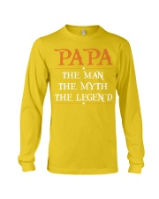 Papa Long Sleeve Tee thumbnail