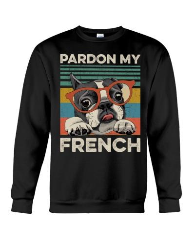 Dog Pardon My French