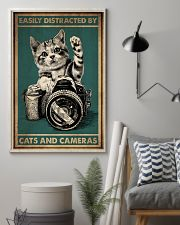 Cats And Cameras 16x24 Poster lifestyle-poster-1