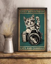 Cats And Cameras 16x24 Poster lifestyle-poster-3