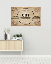 Mental Cognitive Behavioral Therapy 36x24 Poster poster-landscape-36x24-lifestyle-01