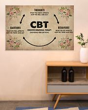 Mental Cognitive Behavioral Therapy 36x24 Poster poster-landscape-36x24-lifestyle-22