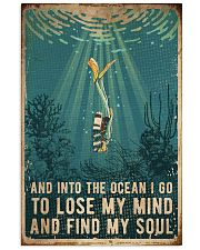Scuba Find My Soul 2 16x24 Poster front