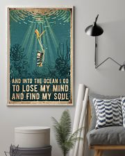 Scuba Find My Soul 2 16x24 Poster lifestyle-poster-1