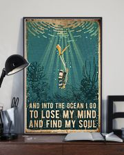 Scuba Find My Soul 2 16x24 Poster lifestyle-poster-2