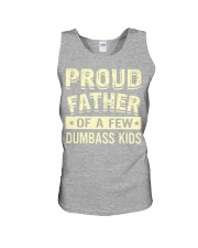 Proud father Unisex Tank thumbnail