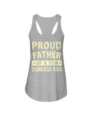 Proud father Ladies Flowy Tank tile