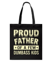 Proud father Tote Bag thumbnail