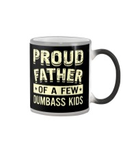 Proud father Color Changing Mug thumbnail