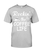 Coffee life Classic T-Shirt tile