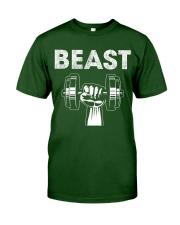 Beast  Classic T-Shirt tile