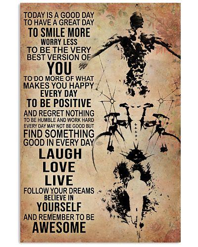 Triathlon Laugh Love Live
