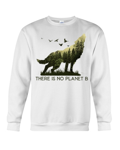 Camping There is no planet B