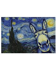 Animal Starry Night 36x24 Poster front