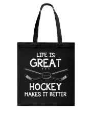 Life is great Tote Bag thumbnail