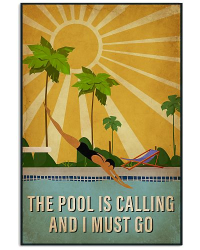 Swimming The Pool Is Calling