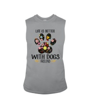 Dog Life Is Better - Hoodie And T-shirt Sleeveless Tee thumbnail
