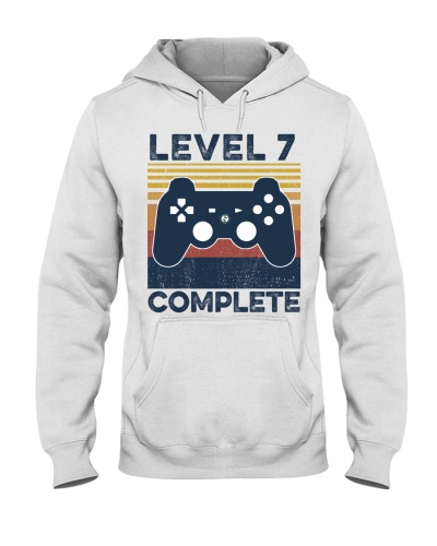 Game Level 7 Complete
