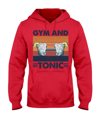 Fitness Gym And Tonic