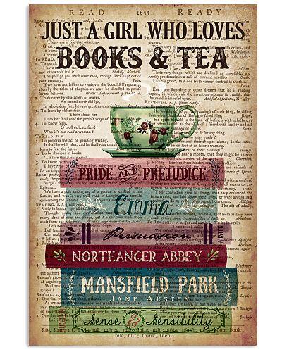 Jane Austen Books And Tea