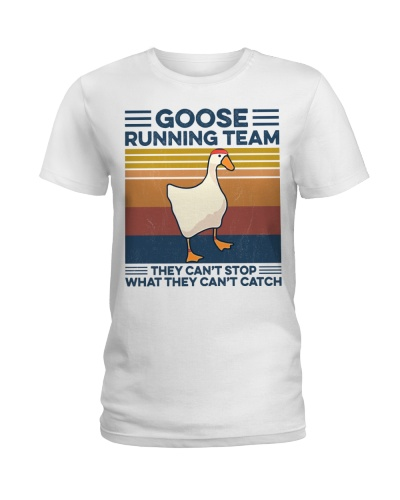 Running Goose Running Team