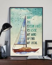Ocean Find My Soul 16x24 Poster lifestyle-poster-2