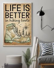 Hiking Life Is Better 16x24 Poster lifestyle-poster-1
