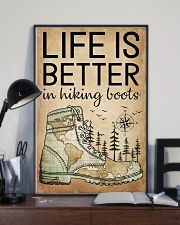 Hiking Life Is Better 16x24 Poster lifestyle-poster-2