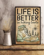 Hiking Life Is Better 16x24 Poster lifestyle-poster-3