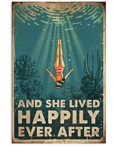 Swimming happily Ever After