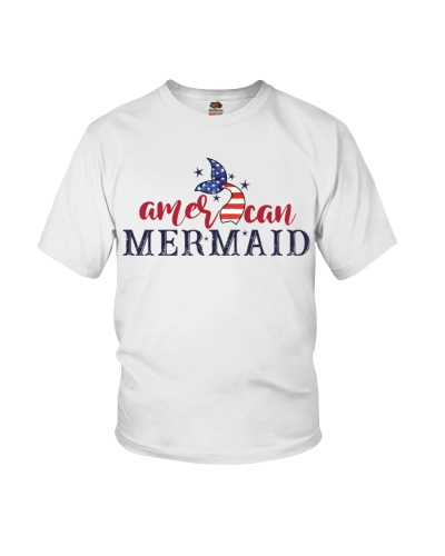 Mermaid American mermaid
