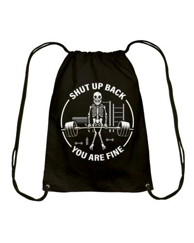 Fitness Shut Up Back