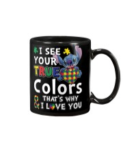 Autism I See Your True Colors Mug thumbnail