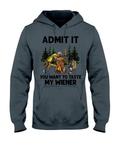 Camping Admit It
