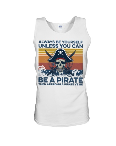 Pirate Always Be Yourself