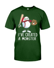 I've Created a Monster Classic T-Shirt thumbnail