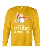 I've Created a Monster Crewneck Sweatshirt thumbnail