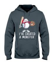 I've Created a Monster Hooded Sweatshirt thumbnail