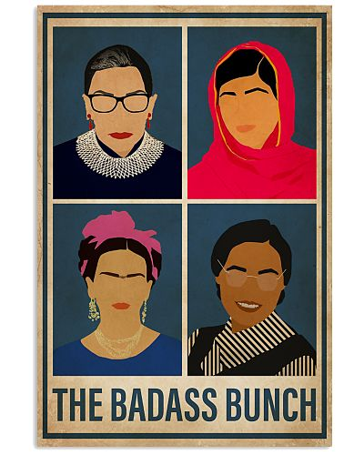 Feminist The Badass Bunch