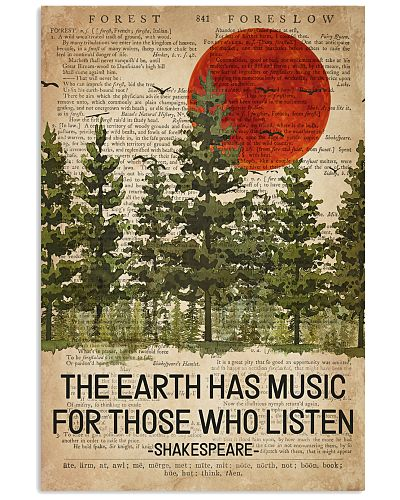 Camping The Earth Has Music