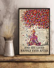 Yoga Happily Ever After 16x24 Poster lifestyle-poster-3