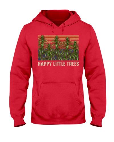 Hiking Happy Little Trees
