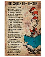Book Life Lesson 16x24 Poster front