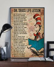Book Life Lesson 16x24 Poster lifestyle-poster-2